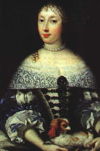 http://fr.wikipedia.org/wiki/Henriette_d'Angleterre