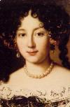 Portrait de Marie Mancini par Mignard